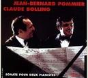 SONATE POUR DEUX PIANISTS JEAN-BERNARD POMMIER