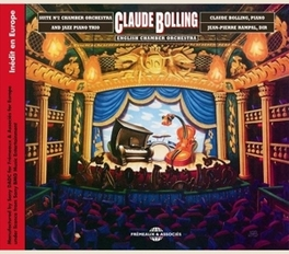SUITE NO.2 CHAMBER ORCHES CLAUDE BOLLING, CD