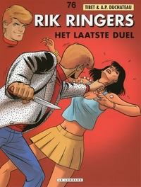 RIK RINGERS 76. HET LAATSTE DUEL RIK RINGERS, TIBET, DUCHATEAU, Paperback