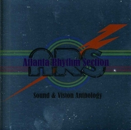 SOUND & VISION.. -CD+DVD- .. ANTHOLOGY ATLANTA RHYTHM SECTION, CD