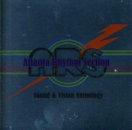 SOUND & VISION.. -CD+DVD- .. ANTHOLOGY ATLANTA RHYTHM SECTION, CD