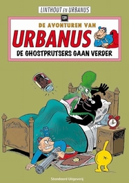 Ghostprutsers gaan verder URBANUS, Willy Linthout, Paperback