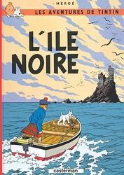 Les Aventures de Tintin 07. L'ile Noire