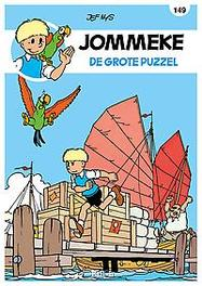 JOMMEKE 149. DE GROTE PUZZEL JOMMEKE, Nys, Jef, Paperback