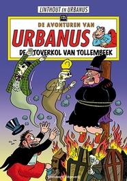 URBANUS 125. DE TOVERKOL VAN TOLLEMBEEK (HERDRUK) Urbanus, Willy Linthout, Paperback