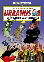 URBANUS 125. DE TOVERKOL VAN TOLLEMBEEK (HERDRUK) Urbanus, Urbanus, Paperback
