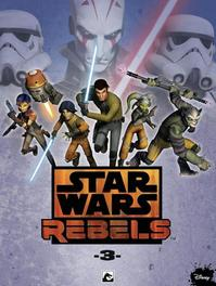Rebels: 3 STAR WARS REBELS, Fisher, Martin, Paperback