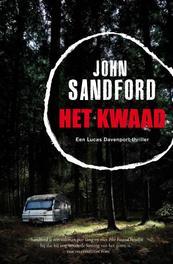 Het kwaad een Lucas Davenport-thriller, Sandford, John, Paperback