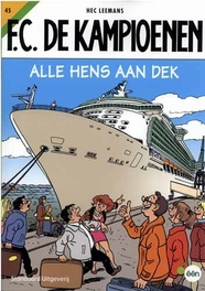 Alle Hens aan Dek F.C. De Kampioenen, Hec Leemans, Paperback
