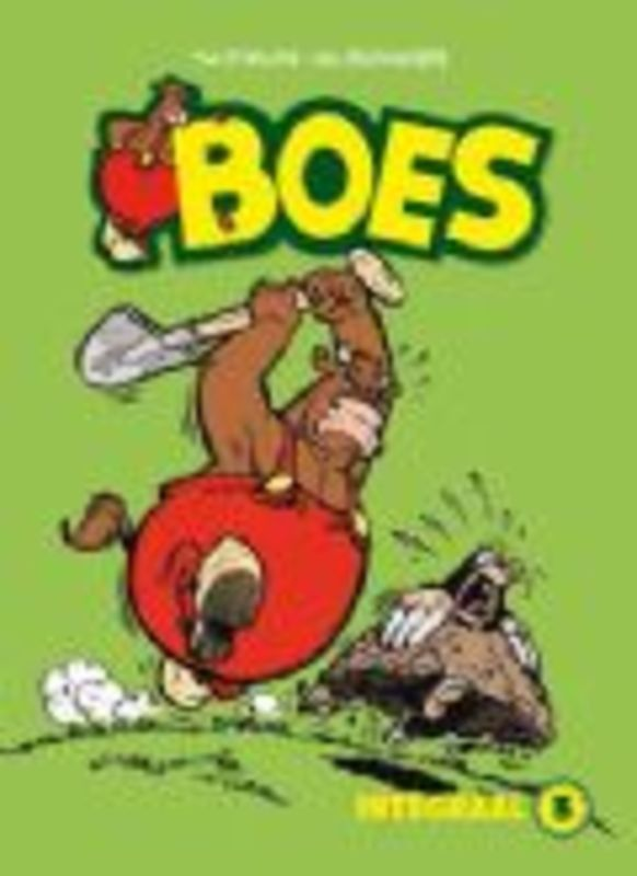 Boes Boes, Wilms, Thijs, Hardcover