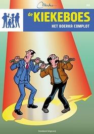 Het boerka complot De Kiekeboes, Merho, Paperback