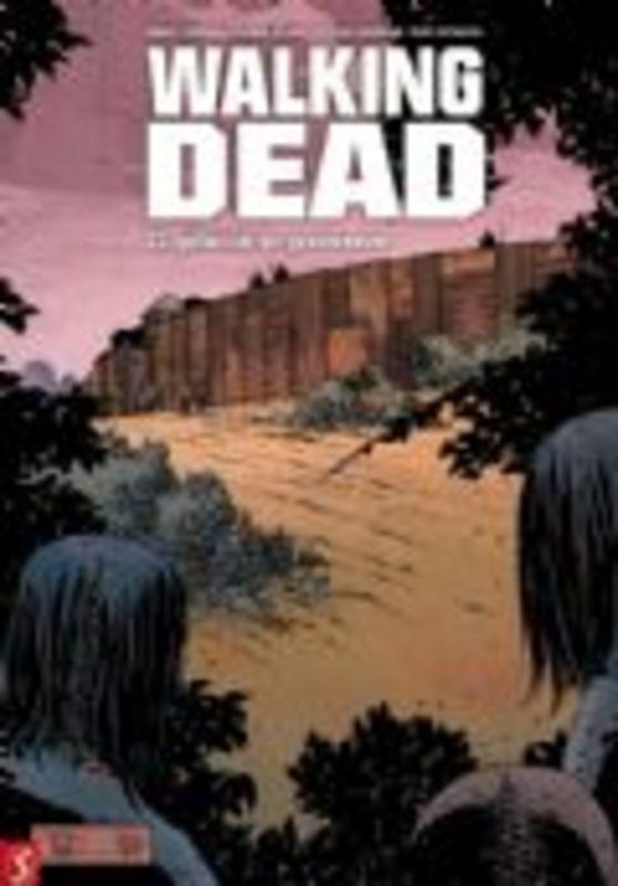 Gefluister en geschreeuw Walking dead, Robert Kirkman, Hardcover