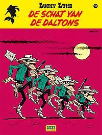 LUCKY LUKE (RELOOK) 48. DE SCHAT VAN DE DALTONS LUCKY LUKE (RELOOK), Vicq, Paperback