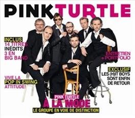 A LA MODE PINK TURTLE, CD