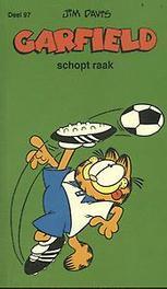 Garfield schopt raak GARFIELD POCKET, Davis, Jim, Paperback