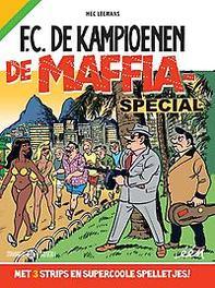 De Maffia-special met 3 strips en supercoole spelletjes!, Leemans, Hec, Paperback
