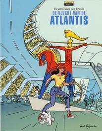 HC11. DE VLUCHT VAN DE ATLANTIS (NIEUWE EDITIE) FRANKA, Henk, Kuijpers, Hardcover