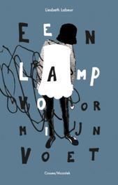 Een lamp voor mijn voet getekende roman over een Zeeuws wonderland, Liesbeth Labeur, Paperback