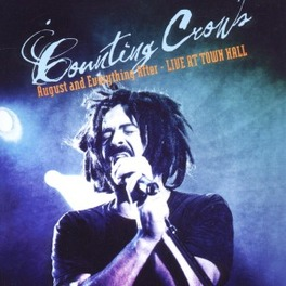 AUGUST & EVERYTHING AFTER .. AFTER LIVE FROM TOWN HALL / 180GR. COUNTING CROWS, LP
