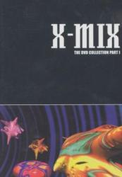 X-MIX-1 DVD COLLECTION