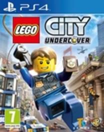 Warner Bros LEGO City Undercover PS4 (1000638847)