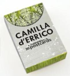 Camilla D'errico Postcards ERRICO, Paperback