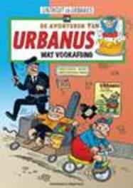 Wat voorafging Urbanus, Linthout, Willy, Paperback