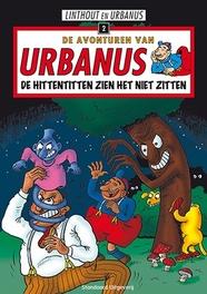 URBANUS 002. DE HITTENTITTEN URBANUS, LINTHOUT, WILLY, Paperback