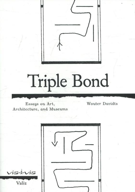 Triple Bound essays on Art, architecture and the museums, Wouter Davidts, Paperback