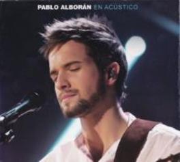 EN ACUSTICO -CD+DVD- PABLO ALBORAN, CD