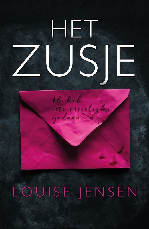 Het zusje Louise Jensen, Paperback