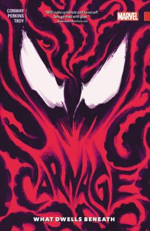 Carnage 3. What Dwells Beneath, Gerry, Conway, Paperback