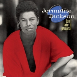 DON'T TAKE IT.. -REMAST- .. PERSONAL, EXPANDED 1989 ALBUM JERMAINE JACKSON, CD