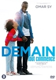 Demain tout commence, (DVD) BILINGUAL /CAST: OMAR SY, CLEMENCE POESY