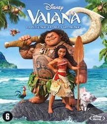 Vaiana, (Blu-Ray)