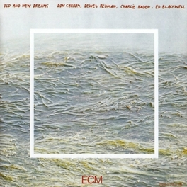 OLD AND NEW DREAMS DON CHERRY/DEWEY REDMAN/CHARLIE HADEN/ED V/A, CD