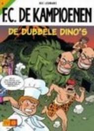 De dubbele Dino's F.C. De Kampioenen, Hec Leemans, Paperback