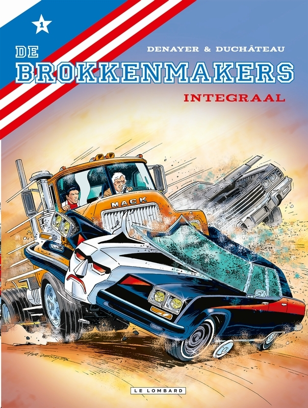 BROKKENMAKERS INTEGRAAL HC01. DEEL 1/7 BROKKENMAKERS INTEGRAAL, Duchateau, André-Paul, Hardcover