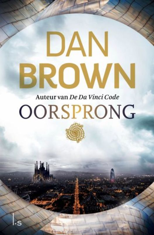 Oorsprong Brown, Dan, Hardcover