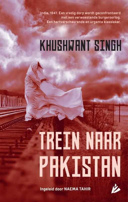 Trein naar Pakistan Khushwant Singh, Paperback