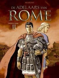 ADELAARS VAN ROME 02. TWEEDE BOEK ADELAARS VAN ROME, Marini, Paperback