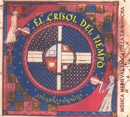 EL CRISTOL DEL TIEMPO W/EDOUARDO PANIAGUA Audio CD, MUSICA ANTIGUA, CD