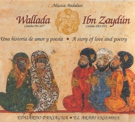 WALLADA & IBN ZAYDUN Audio CD, EDUARDO PANIAGUA, CD