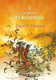 Het wolkenvolk: Zijde en zwaard: Boek I Wisperwind WOLKENVOLK, Meyer, Kai, Paperback