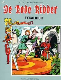 RODE RIDDER 051. EXCALIBUR De Rode Ridder, Biddeloo, Karel, Paperback