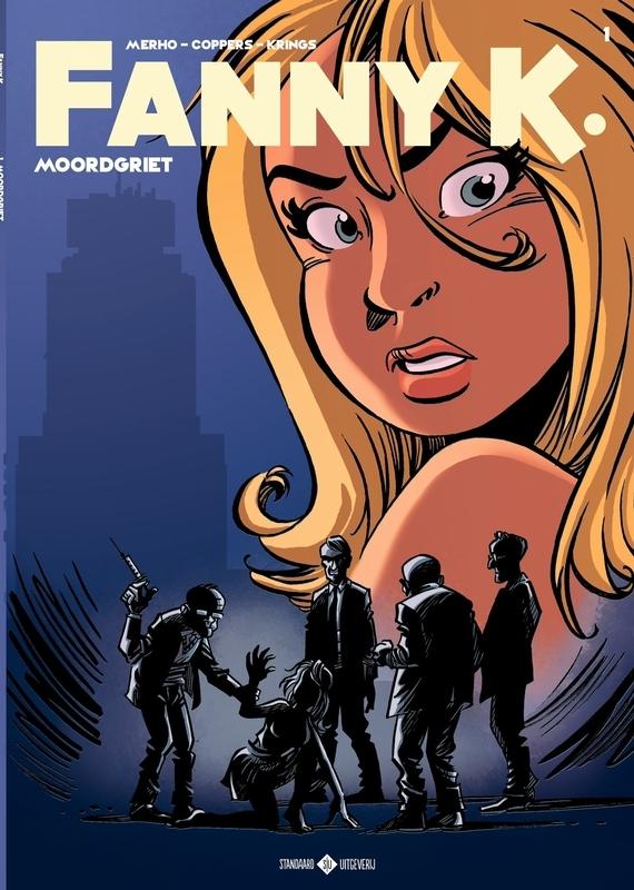 Moordgriet FANNY K., Coppers, Toni, Paperback