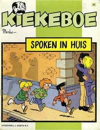 Spoken in huis KIEKEBOES DE, Merho, Paperback