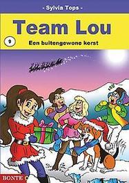 Team Lou 9 Een buitengewone kerst Sylvia, Tops, Paperback