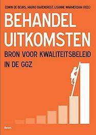 Behandeluitkomsten. bron voor kwaliteitsbeleid in de ggz, L. Warmerdam, Paperback