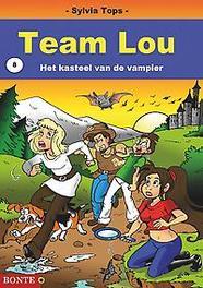Team Lou 8 Het kasteel van de vampier Sylvia, Tops, Paperback
